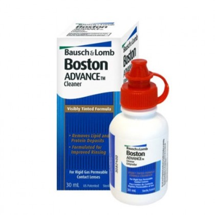 Boston Advance Cleaner: Bausch + Lomb